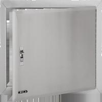 אביזר למטבח גינה: דלת מאוזנת עם מנעול Access Door, חברת BullBBQ