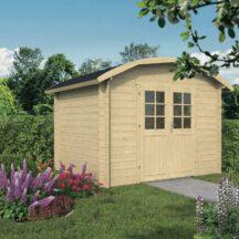 מחסן / בקתת עץ, דגם: קלייר Klair מידה 3.00X 2.40 מטר