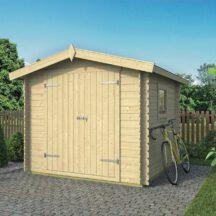 מחסן עץ, דגם: וולרי Valery מידה 2.45X 2.45 מטר