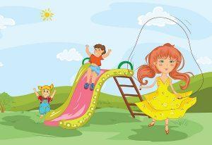 מתקני חצר לילדים – בחרו היטב