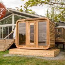 סאונת לונה - Luna sauna Dundalk - דגמים .